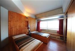 Hotel Sole Alto – 5denní lyžařský balíček se skipasem a dopravou v ceně***4