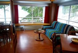 Hotel Sole Alto – 5denní lyžařský balíček se skipasem a dopravou v ceně***9