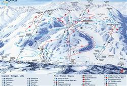 Hotel Urri - 6denní lyžařský balíček s denním přejezdem a skipasem v ceně***14