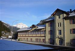 Villa Soggiorno Dolomiti - snídaně0