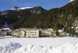 Villa Soggiorno Dolomiti - snídaně1