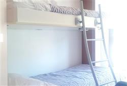 Hotel Urri - 5denní lyžařský balíček s denním přejezdem a skipasem v ceně***4