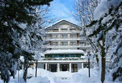 Hotel Urri - 5denní lyžařský balíček s denním přejezdem a skipasem v ceně***2