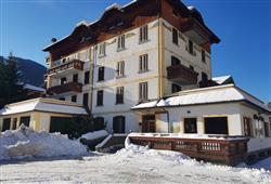 Hotel Posta - 6denní lyžařský balíček se skipasem a dopravou v ceně***0