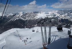 Hotel Girasole - 6denní lyžařský balíček se skipasem a dopravou v ceně***26