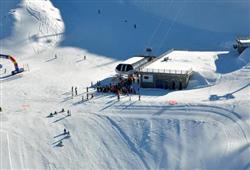 Hotel Girasole - 6denní lyžařský balíček se skipasem a dopravou v ceně***28