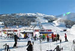 Hotel Girasole - 6denní lyžařský balíček se skipasem a dopravou v ceně***29