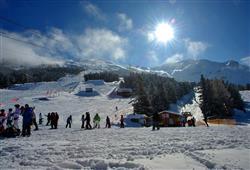Hotel Girasole - 6denní lyžařský balíček se skipasem a dopravou v ceně***31