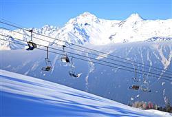 Hotel Girasole - 6denní lyžařský balíček se skipasem a dopravou v ceně***33