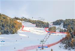 Hotel Girasole - 6denní lyžařský balíček se skipasem a dopravou v ceně***34
