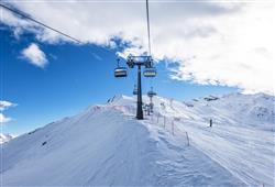 Hotel Girasole - 6denní lyžařský balíček se skipasem a dopravou v ceně***38