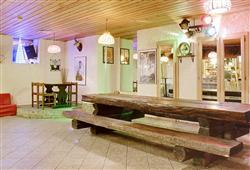 Hotel Girasole - 6denní lyžařský balíček se skipasem a dopravou v ceně***15