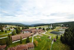 Hotel Brinje - zimní zájezd se skipasem v ceně***2