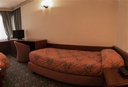Hotel Deville - 5denní lyžařský balíček se skipasem a dopravou v ceně***2