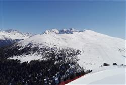 sjezdovky Alpe Lusia