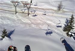 Hotel Deville - 5denní lyžařský balíček se skipasem a dopravou v ceně***31