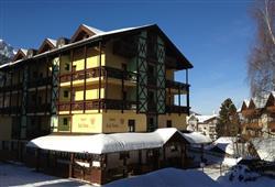 Hotel Dal Bon - 5denní lyžařský balíček se skipasem a dopravou v ceně***2