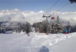 Hotel Dal Bon - 5denní lyžařský balíček se skipasem a dopravou v ceně***20