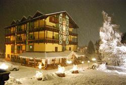 Hotel Dal Bon - 5denní lyžařský balíček se skipasem a dopravou v ceně***1