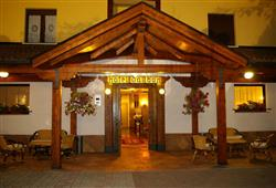 Hotel Dal Bon - 5denní lyžařský balíček se skipasem a dopravou v ceně***14