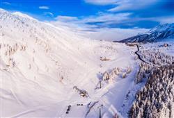 Hotel Locanda Locatori - 5denní lyžařský balíček se skipasem a dopravou v ceně***20