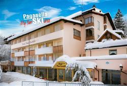 Hotel Piancastello - 5denní lyžařský balíček se skipasem a dopravou v ceně***0