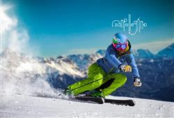 Hotely Falcade - různé *** hotely - 5denní lyžařský balíček se skipasem a dopravou v ceně***0