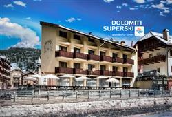 Hotel Deville - 5denní lyžařský balíček se skipasem a dopravou v ceně***0