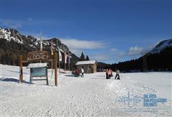 Hotel Scoiattolo - 6denní lyžařský balíček se skipasem a dopravou v ceně***19