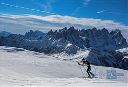 Hotel Scoiattolo - 6denní lyžařský balíček se skipasem a dopravou v ceně***26