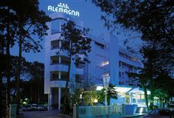 Hotel Alemagna****11