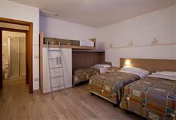 Hotel Locanda Locatori - 5denní lyžařský balíček se skipasem a dopravou v ceně***5