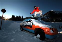 Hotel Sport - 6denní lyžařský balíček s denním přejezdem a skipasem v ceně***23