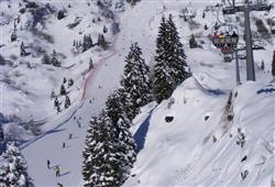 Hotel Sport - 6denní lyžařský balíček s denním přejezdem a skipasem v ceně***17