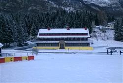 Hotel Sport - 6denní lyžařský balíček s denním přejezdem a skipasem v ceně***14