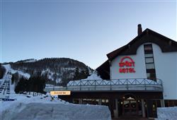 Hotel Sport - 6denní lyžařský balíček s denním přejezdem a skipasem v ceně***15