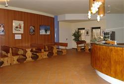 Hotel Stella Montis - 6denní lyžařský balíček s denním přejezdem a skipasem v ceně**11