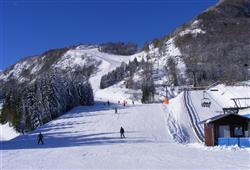 Hotel Stella Montis - 6denní lyžařský balíček s denním přejezdem a skipasem v ceně**20