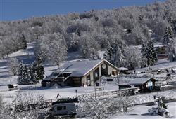 Hotel Stella Montis - 6denní lyžařský balíček s denním přejezdem a skipasem v ceně**21