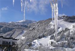 Hotel Stella Montis - 6denní lyžařský balíček s denním přejezdem a skipasem v ceně**18