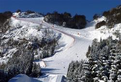 Hotel Stella Montis - 6denní lyžařský balíček s denním přejezdem a skipasem v ceně**25