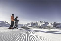 Hotel Sextner Hof - 5denní lyžařský balíček se skipasem a dopravou v ceně***12