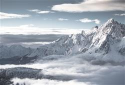 Hotel Sextner Hof - 5denní lyžařský balíček se skipasem a dopravou v ceně***37