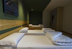 Hotel 1301 Inn - 6denní lyžařský balíček s denním přejezdem a skipasem v ceně***6