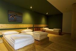 Hotel 1301 Inn - 6denní lyžařský balíček s denním přejezdem a skipasem v ceně***7