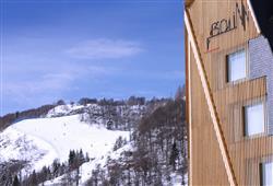 Hotel 1301 Inn - 6denní lyžařský balíček s denním přejezdem a skipasem v ceně***3