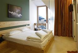 Hotel 1301 Inn - 6denní lyžařský balíček s denním přejezdem a skipasem v ceně***4