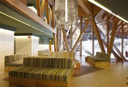 Hotel 1301 Inn - 6denní lyžařský balíček s denním přejezdem a skipasem v ceně***16
