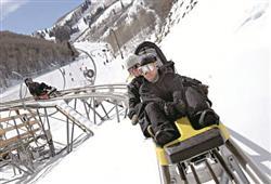 Hotel 1301 Inn - 6denní lyžařský balíček s denním přejezdem a skipasem v ceně***18