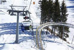Hotel 1301 Inn - 6denní lyžařský balíček s denním přejezdem a skipasem v ceně***22